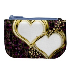 Lover Romantic Couple Apart Large Coin Purse by Nexatart