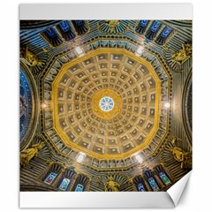 Arches Architecture Cathedral Canvas 20  X 24   by Nexatart