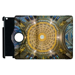 Arches Architecture Cathedral Apple Ipad 3/4 Flip 360 Case by Nexatart