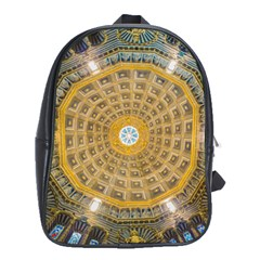 Arches Architecture Cathedral School Bags (xl)  by Nexatart