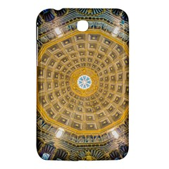 Arches Architecture Cathedral Samsung Galaxy Tab 3 (7 ) P3200 Hardshell Case  by Nexatart