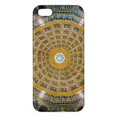 Arches Architecture Cathedral Iphone 5s/ Se Premium Hardshell Case by Nexatart