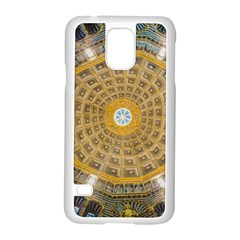Arches Architecture Cathedral Samsung Galaxy S5 Case (white)