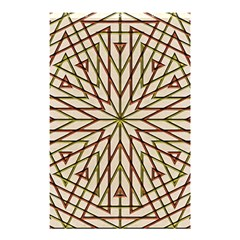 Kaleidoscope Online Triangle Shower Curtain 48  X 72  (small)  by Nexatart