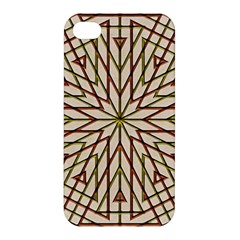 Kaleidoscope Online Triangle Apple Iphone 4/4s Premium Hardshell Case