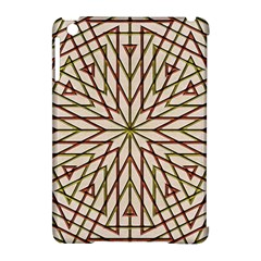 Kaleidoscope Online Triangle Apple Ipad Mini Hardshell Case (compatible With Smart Cover)