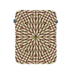 Kaleidoscope Online Triangle Apple Ipad 2/3/4 Protective Soft Cases by Nexatart