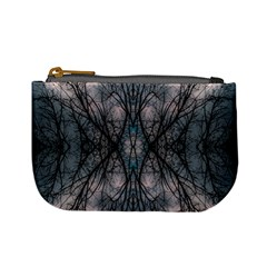 Storm Nature Clouds Landscape Tree Mini Coin Purses by Nexatart
