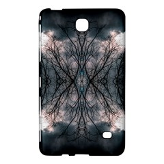 Storm Nature Clouds Landscape Tree Samsung Galaxy Tab 4 (8 ) Hardshell Case  by Nexatart