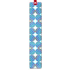 Geometric Dots Pattern Rainbow Large Book Marks by Nexatart