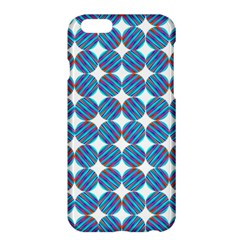 Geometric Dots Pattern Rainbow Apple Iphone 6 Plus/6s Plus Hardshell Case