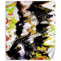 Canvas Acrylic Digital Design Canvas 8  X 10  by Nexatart