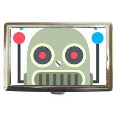 Robot Cigarette Money Cases