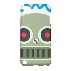 Robot Apple Ipod Touch 5 Hardshell Case by BestEmojis
