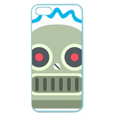 Robot Apple Seamless Iphone 5 Case (color) by BestEmojis