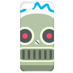 Robot Apple Iphone 5 Classic Hardshell Case by BestEmojis
