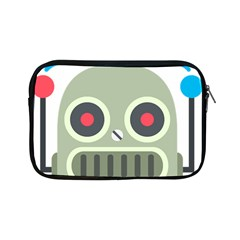 Robot Apple Ipad Mini Zipper Cases by BestEmojis