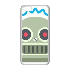 Robot Apple Iphone 5c Seamless Case (white) by BestEmojis