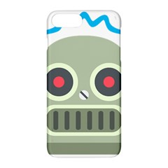 Robot Apple Iphone 7 Plus Hardshell Case by BestEmojis