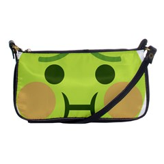 Barf Shoulder Clutch Bags by BestEmojis