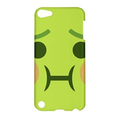 Barf Apple Ipod Touch 5 Hardshell Case by BestEmojis