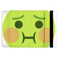 Barf Ipad Air 2 Flip by BestEmojis