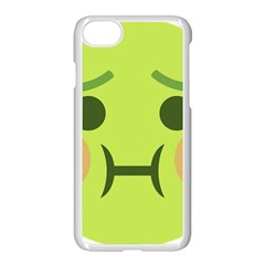 Barf Apple Iphone 7 Seamless Case (white) by BestEmojis
