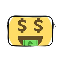 Money Face Emoji Apple Ipad Mini Zipper Cases by BestEmojis