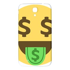 Money Face Emoji Samsung Galaxy Mega I9200 Hardshell Back Case by BestEmojis