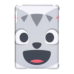 Cat Smile Apple Ipad Mini Hardshell Case (compatible With Smart Cover) by BestEmojis