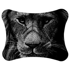 My Lion Sketch Jigsaw Puzzle Photo Stand (bow) by 1871930