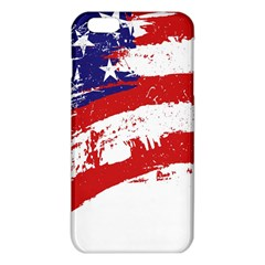 Red White Blue Star Flag Iphone 6 Plus/6s Plus Tpu Case by Mariart
