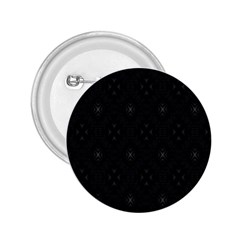 Star Black 2 25  Buttons