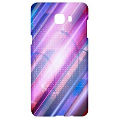 Widescreen Polka Star Space Polkadot Line Light Chevron Waves Circle Samsung C9 Pro Hardshell Case  by Mariart