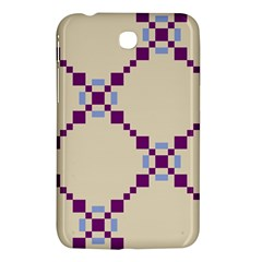 Pattern Background Vector Seamless Samsung Galaxy Tab 3 (7 ) P3200 Hardshell Case