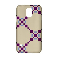 Pattern Background Vector Seamless Samsung Galaxy S5 Hardshell Case  by Nexatart