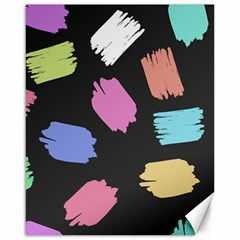Many Colors Pattern Seamless Canvas 16  X 20   by Nexatart