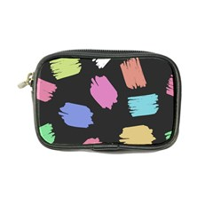 Many Colors Pattern Seamless Coin Purse by Nexatart