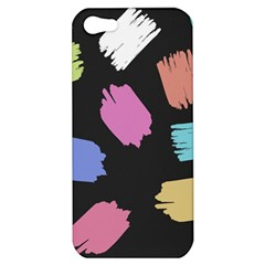 Many Colors Pattern Seamless Apple Iphone 5 Hardshell Case