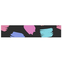 Many Colors Pattern Seamless Flano Scarf (small) by Nexatart