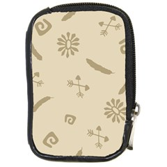 Pattern Culture Seamless American Compact Camera Cases