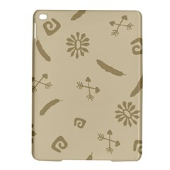 Pattern Culture Seamless American Ipad Air 2 Hardshell Cases by Nexatart
