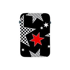 Stars Seamless Pattern Background Apple Ipad Mini Protective Soft Cases