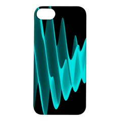 Wave Pattern Vector Design Apple Iphone 5s/ Se Hardshell Case