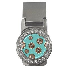Circle Vector Background Abstract Money Clips (cz)