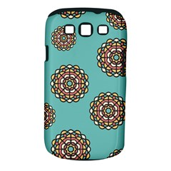 Circle Vector Background Abstract Samsung Galaxy S Iii Classic Hardshell Case (pc+silicone) by Nexatart