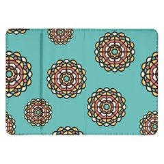 Circle Vector Background Abstract Samsung Galaxy Tab 8 9  P7300 Flip Case by Nexatart