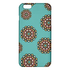 Circle Vector Background Abstract Iphone 6 Plus/6s Plus Tpu Case by Nexatart