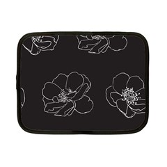 Rose Wild Seamless Pattern Flower Netbook Case (small)