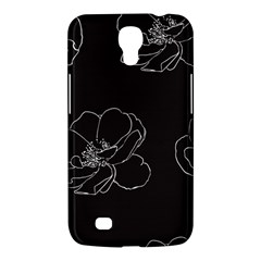 Rose Wild Seamless Pattern Flower Samsung Galaxy Mega 6 3  I9200 Hardshell Case by Nexatart